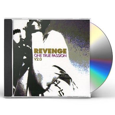 Revenge ONE TRUE PASSION 2 CD