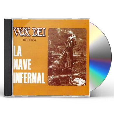 Vox Dei LA NAVE INFERNAL CD