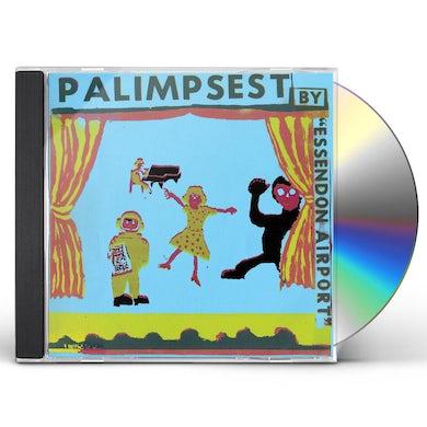 Essendon Airport PALIMPSEST CD