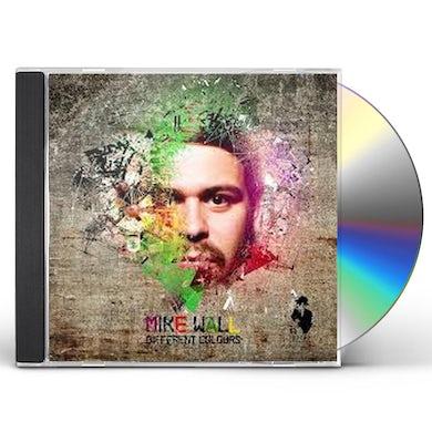 HIDDEN COLOURS CD