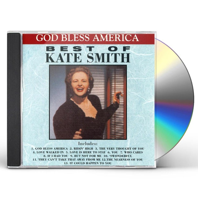 Kate Smith BEST OF CD