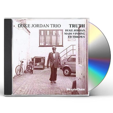 Duke Jordan TRUTH CD