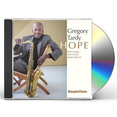 Hope GREGORY TARDY QUARTET CD