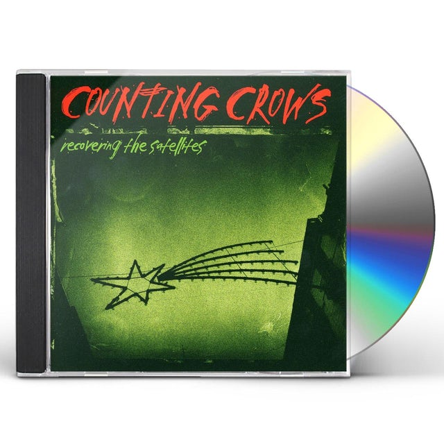 Counting Crows RECOVERING THE SATELLITES CD
