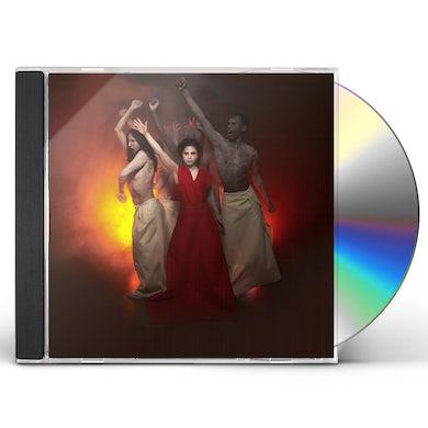 Emel Mathlouthi EVERYWHERE WE LOOKED WAS BURNING CD