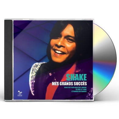 MES GRANDS SUCCES CD