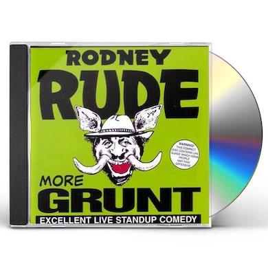Rodney Rude MORE GRUNT CD
