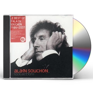 Alain Souchon COLLECTION: BEST OF CD