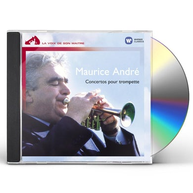 Maurice Andre TRUMPET CTOS CD