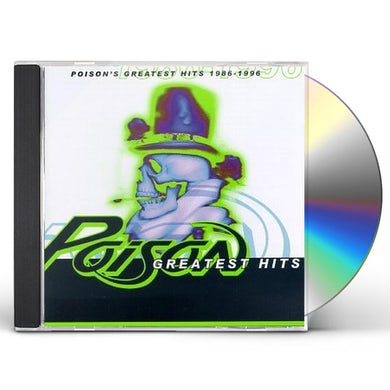 Poison  GREATEST HITS 1986-96 CD