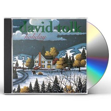 David Tolk HOLIDAY CD