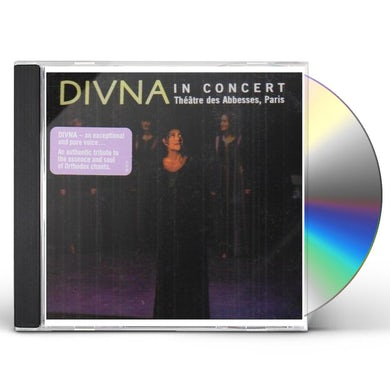 Divna IN CONCERT: THEATRE DES ABBESSES PARIS CD