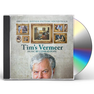 Conrad Pope TIM'S VERMEER (SCORE) / Original Soundtrack CD