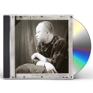 Salif Keita MANSA OF MALI CD