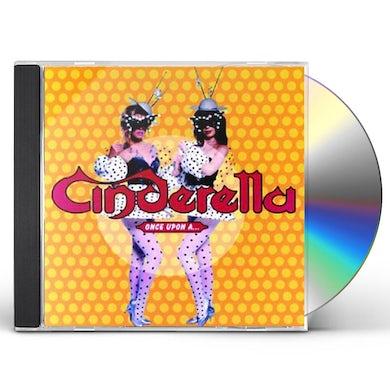 Cinderella LOOKING BACK CD