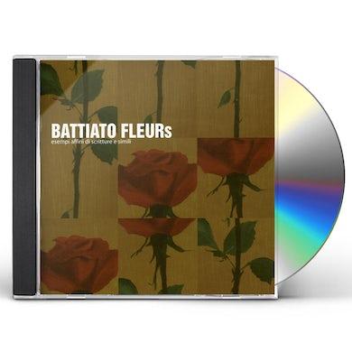 Franco Battiato FLEURS CD