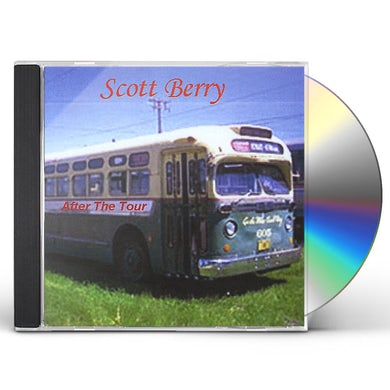 Scott Berry AFTER THE TOUR CD