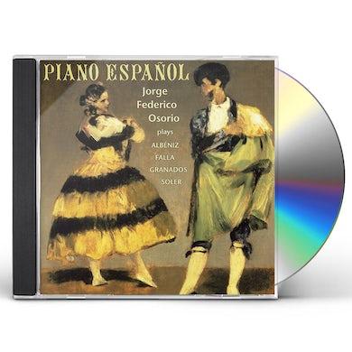 Jorge Federico Osorio PIANO ESPANOL CD