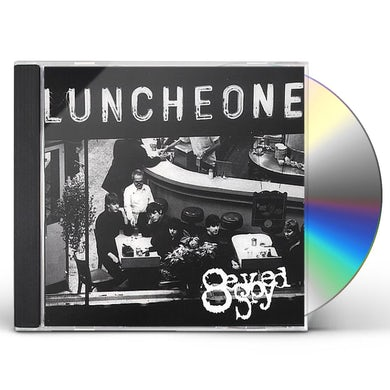 Lydia Lunch 8-EYED SPY CD