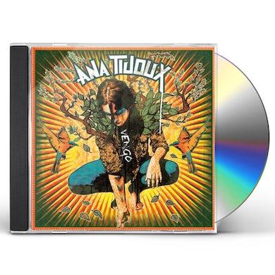 Ana Tijoux VENGO CD