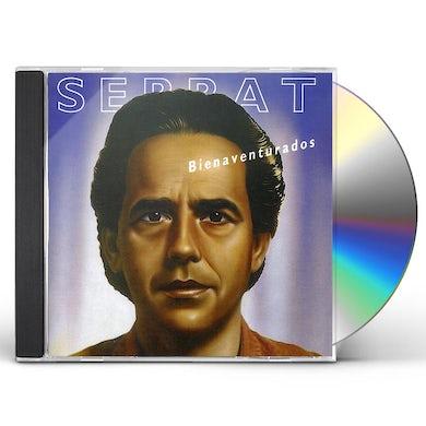Joan Manuel Serrat BIENAVENTURADOS CD