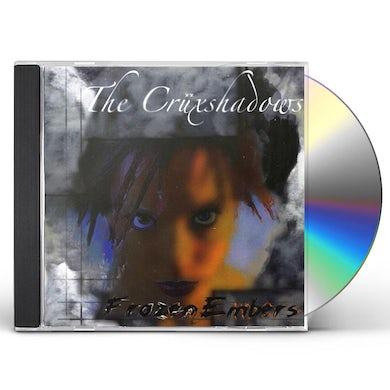 Cruxshadows FROZEN EMBERS CD