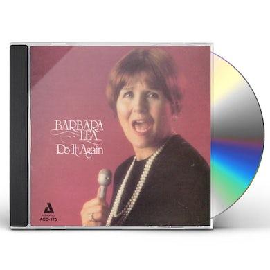Barbara Lea DO IT AGAIN CD