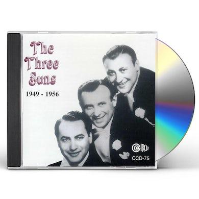 Three Suns 1949-1956 CD