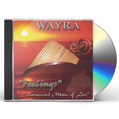 Wayra FEELINGS CD