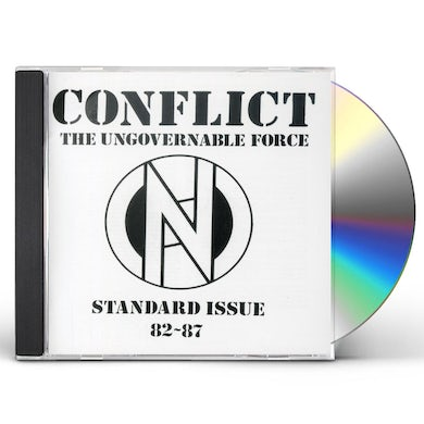 Conflict STANDARD ISSUE 82-87 CD