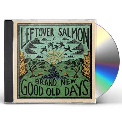 Leftover Salmon Brand New Good Old Days CD