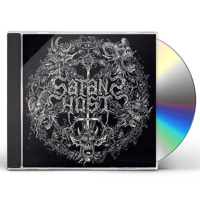 Satan'S Host CELEBRATION: FOR THE LOVE OF SATAN CD