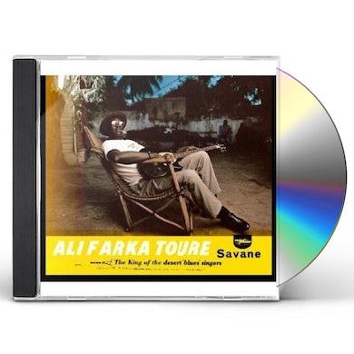 Ali Farka Toure SAVANE CD