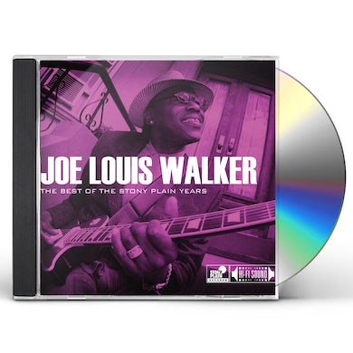 Joe Louis Walker BEST OF THE STONY PLAIN YEARS CD