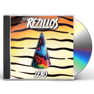 The Rezillos ZERO CD