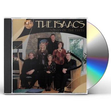 Isaacs SONGS OF THE FAITH CD