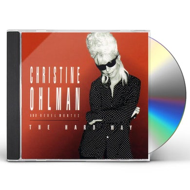 Christine Ohlman HARD WAY CD