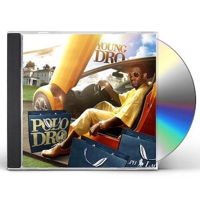 Young Dro POLO DRO CD