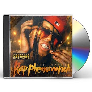 Lil Wayne RAP PHENOMENEN CD