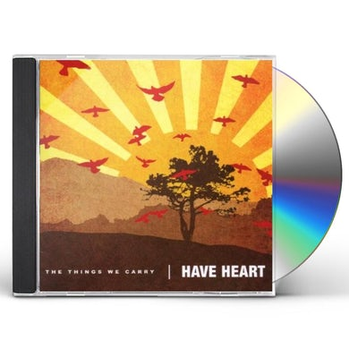 Have Heart THINGS WE CARRY CD
