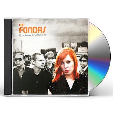 RUNAWAY BOMBSHELL CD