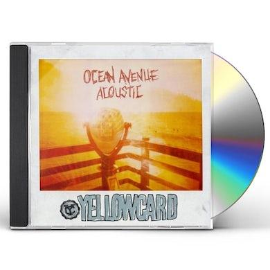 Yellowcard OCEAN AVENUE ACOUSTIC CD