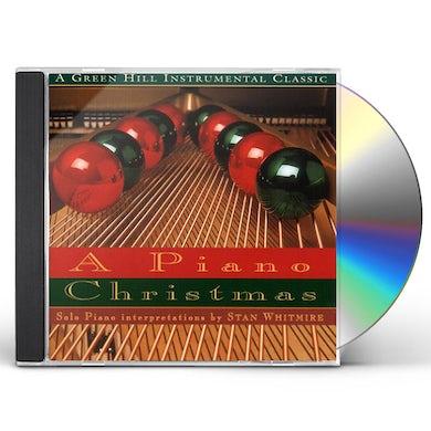 Stan Whitmire PIANO CHRISTMAS CD