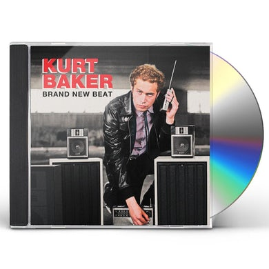 Kurt Baker BRAND NEW BEAT CD