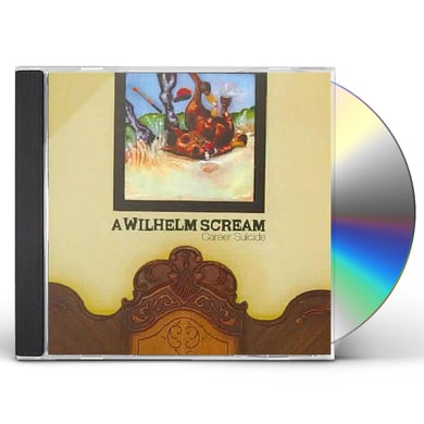 Wilhelm Scream CAREER SUICIDE CD