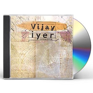 Vijay Iyer REIMAGINING CD