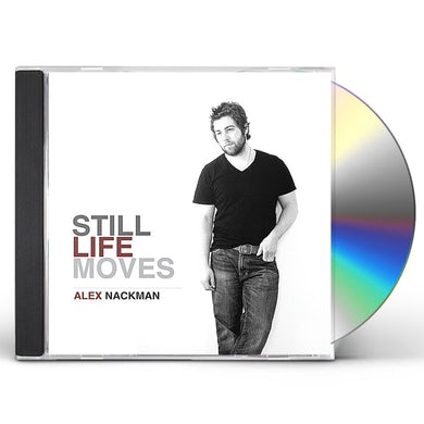 STILL LIFE MOVES CD