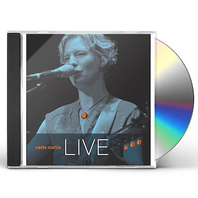CATIE CURTIS LIVE CD