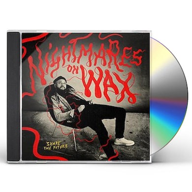 Nightmares On Wax SHAPE THE FUTURE CD