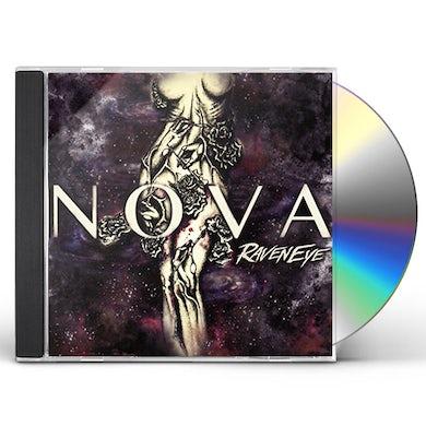 Raveneye NOVA CD